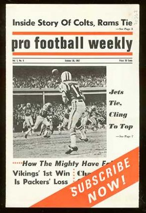 Pro Football Weekly