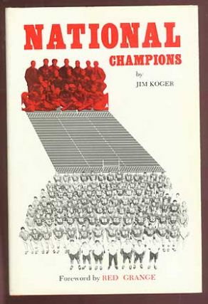 National Champions: The History of the National Intercollegiate Football...
