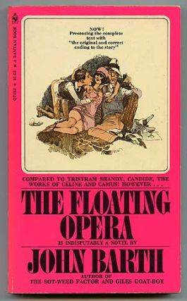 The Floating Opera. John BARTH