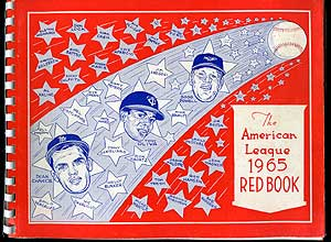 The 1965 American League Red Book: Thirty-Sixth Annual Edition