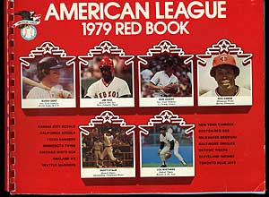 The 1979 American League Red Book: 50th Annual Edition