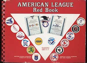 The 1977 American League Red Book: 48th Annual Edition