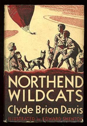 Northend Wildcats. Clyde Brion DAVIS.