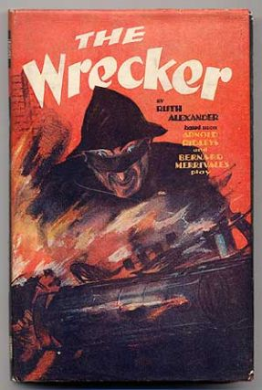 The Wrecker. Ruth ALEXANDER
