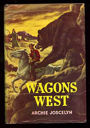 Wagons West. Archie JOSCELYN