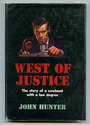 West of Justice. John HUNTER