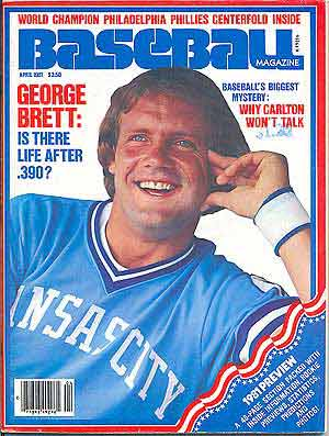 Baseball Magazine: April 1981