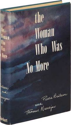 The Woman Who Was No More. Pierre BOILEAU, Thomas Narcejac