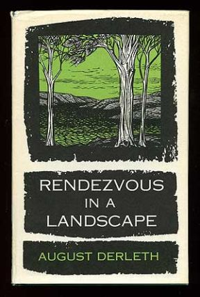 Rendezvous in a Landscape