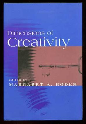 Dimensions of Creativity. Margaret A. BODEN