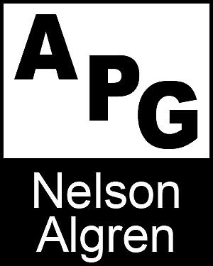 Bibliography, First Edition and Price Guide (APG - Author's Price Guide Series). Nelson ALGREN, The Staff of Quill, Inc Brush.