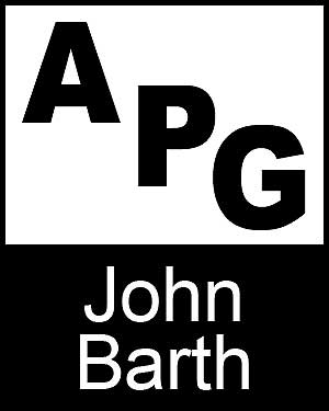 Bibliography, First Edition and Price Guide (APG - Author's Price Guide Series). John BARTH, The Staff of Quill, Inc Brush.
