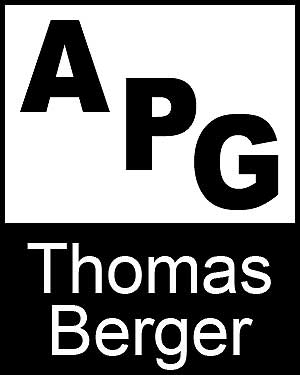 Bibliography, First Edition and Price Guide (APG - Author's Price Guide Series). Thomas BERGER, The Staff of Quill, Inc Brush.