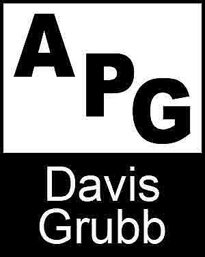 Bibliography, First Edition and Price Guide (APG - Author's Price Guide Series). Davis GRUBB, The...