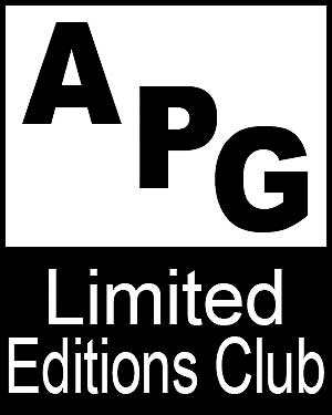 Bibliography, First Edition and Price Guide (APG - Author's Price Guide Series). Limited Editions...