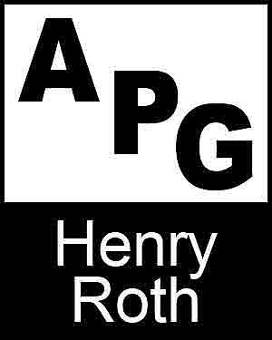 Bibliography, First Edition and Price Guide (APG - Author's Price Guide Series). Henry ROTH, The...