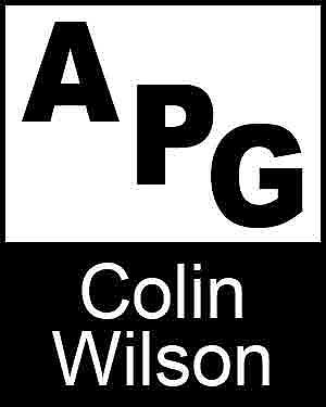 Bibliography, First Edition and Price Guide (APG - Author's Price Guide Series). Colin WILSON,...