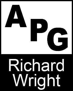 Bibliography, First Edition and Price Guide (APG - Author's Price Guide Series). Richard WRIGHT,...