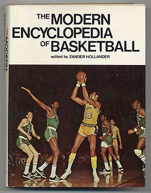 The Modern Encyclopedia of Basketball. Zander HOLLANDER