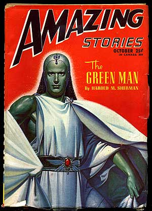 Amazing Stories: October 1946