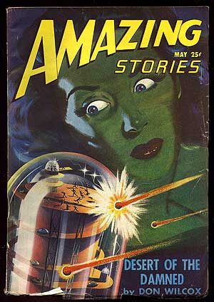Amazing Stories: May 1947