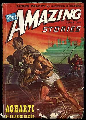 Amazing Stories: June 1946