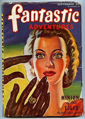 Fantastic Adventures: September 1946