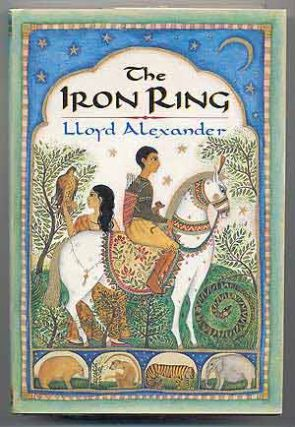 The Iron Ring. Lloyd ALEXANDER