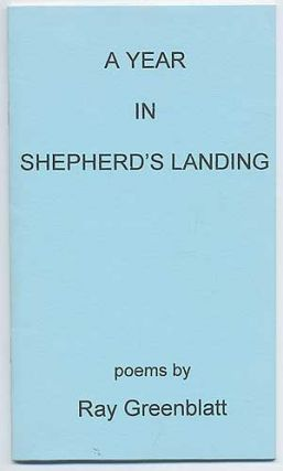 A Year in Shepherd's Landing. Poems