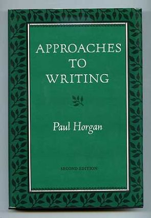 Approaches to Writing