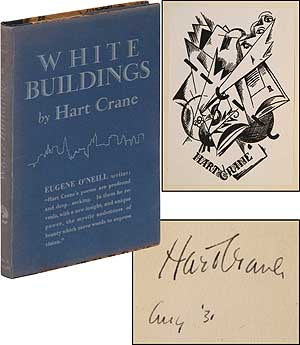 White Buildings. Hart CRANE